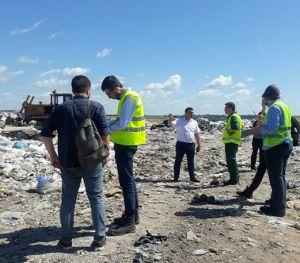 Європейський грант — на впорядкування сміттєзвалища