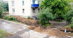 Прифронтовой поселок получит новый водопровод