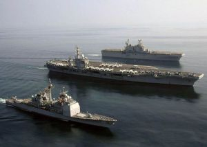 США планують створити військову коаліцію у Перській затоці