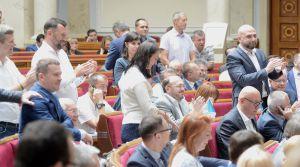 La Verkhovna Rada aprobó el nuevo Código Electoral