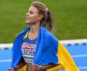 Захистила титул  і виконала олімпійський норматив
