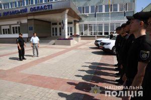 У Луганській області правоохоронці отримали ключі від авто