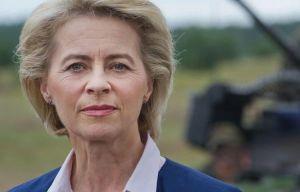 Єврокомісію  вперше  очолить жінка