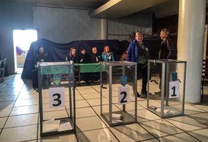 На Донеччині виборчі дільниці  охоронятимуть цілодобово