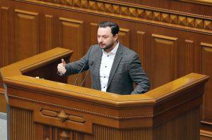 Народный депутат Украины Юрий Соловей выделялся активной работой