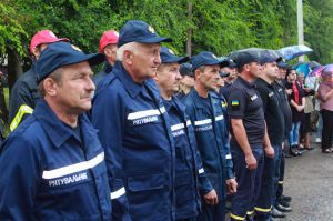 Микільська сільрада має свою пожежну команду