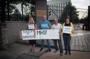 Велика Британія виділяє 100 тисяч фунтів, щоб винних у катастрофі MH17 було покарано