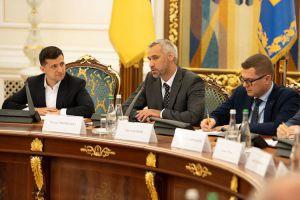 In der Ukraine wird Korruptionsbekämpfung neugestartet