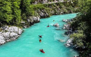 Річку захищають  від забудови греблями