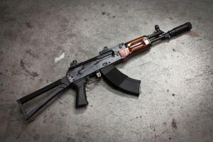 Оружие везли в Евросоюз