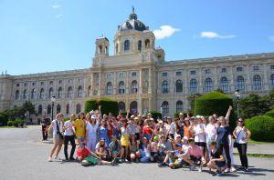 Дитячий хор «Щедрик» підкорив Відень