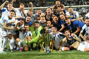 Перший трофей сезону знову виграло «Динамо»!