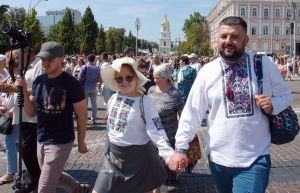 У Святій Софії молилися за Україну і народ