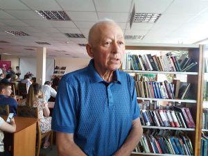 Презентували «Літературний ландшафт України. ХХ століття»
