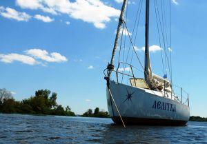 Капітан яхти, що здійснив першу українську навколосвітню подорож, мріє про нову мандрівку