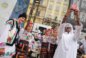 Львів'яни знайомляться із кувейтською культурою
