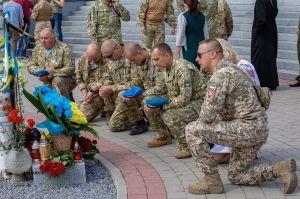 У Львові схилили голови перед подвигом захисників