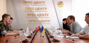 Луганщина розраховує  на власні сили,  але не відмовиться  від підтримки партнерів