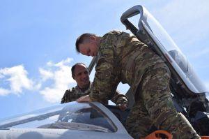 На Хмельниччині авіатори розробляли тактику спільних дій