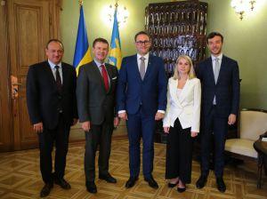 На Львівщині домовилися про активізацію співпраці з Австрією