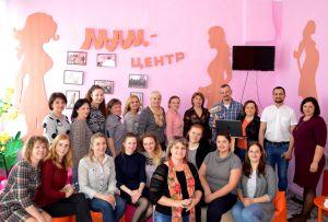 Простір для мобільних активних мам навчає успішності