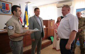 Власники земель отримали сертифікати про розмінування