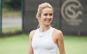 Теніс. Складові  успіху —  майстерність  і мужність