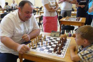 Кам'янець-Подільський на кілька днів став столицею шахів