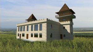 У селі на Сумщині створюють туристичний центр