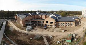 Нова школа у Вінниці зможе розмістити 1200 учнів