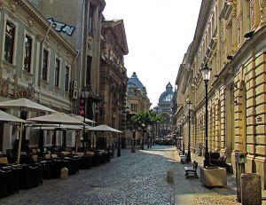 Старим автомобілям заборонять в'їжджати до Бухареста