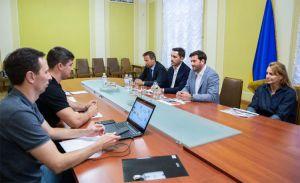 Законопроект «Про електронні комунікації» внесено до переліку пріоритетних
