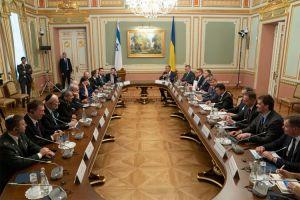 Між Ізраїлем та Україною започатковується  економічний безвіз