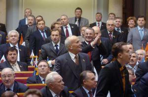 Верховная Рада Украины приняла закон о голодоморе