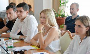 Зустріч у Комітеті ВРУ з питань науки і освіти депутатів