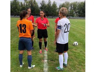Закохана у футбол