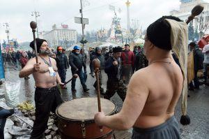 Київ. Євромайдан