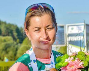 Валентина Семеренко — чемпіонка!