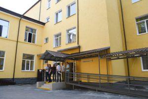 У Полтаві відкрили сучасну лікарню