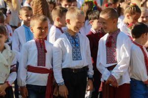 Во Львове вместо традиционных линеек — квесты, флешмобы, концерты, пикники