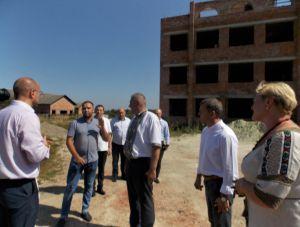 У селі Гошів споруджують навчально-культурний комплекс