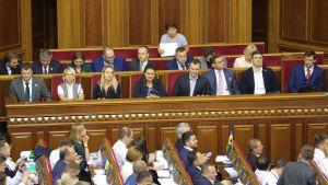 Новий Кабмін і попереднє схвалення  зняття депутатської недоторканності