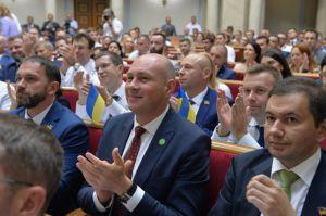 Про Лічильну комісію Верховної Ради України  дев'ятого скликання