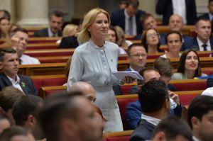 Про обрання  заступника Голови Верховної Ради  України