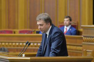 Про призначення Загороднюка А. П. на посаду Міністра оборони України