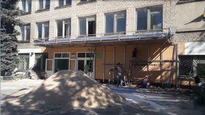 Донецькому медуніверситету-переселенцю готують дім