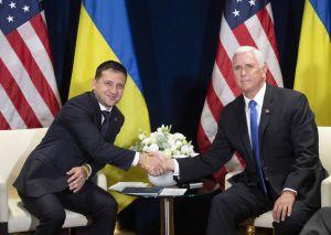 "Trump gratulierte Selenskij ""zum starken Start"""