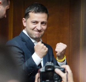 En Ucrania fue derogada la inmunidad parlamentaria