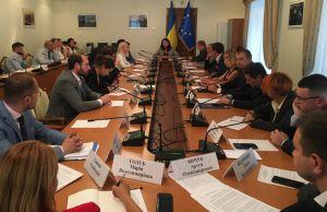 Депутатів закликали бути «адвокатами  євроінтеграції»