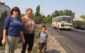 На Луганщині не втрачатимуть колеса